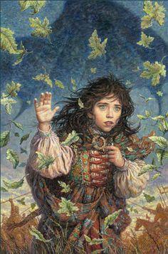 Anton Lomaev for Lynne Koberbyol «The Dyne.The dangerous inheritance»