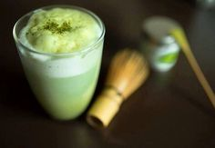 Matcha Latte - the green coffee alternative   This is how it goes: ½ Teaspoon RINGANA Matcha Tee 50 ml hot Water 200 ml foamed soymilk  Put Matcha in a small bowl, add 50 ml hot water, stir. Put everything in a glas or cup and add foamed soy milk.   If needed, sweeten Matcha Latte with agave juice.   #matcha #matchalatte #recipe #matcharecipe #matchateatime #teatime #vegan #organic #ringana