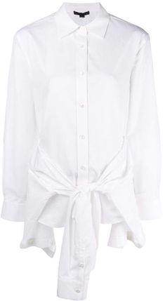 8566b8c23fcd Alexander Wang Tie Waist Detail Shirt - Farfetch