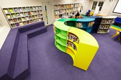 ... rearrangement within the space according to the children's needs