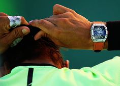 Tennis Courtship