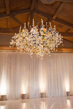 How To Use Flowers For Wedding Décor – 43 Ideas | Weddingomania