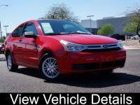 2008 Ford Focus Vehicle Photo in Peoria, AZ 85382