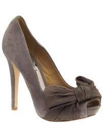 I wish I was short so I could wear ridiculously high heels...