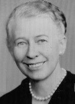 Mrs. Esther Peterson, Legislative Representative for Amalgamated Clothing Workers of America, AFL-CIO; Spring Commencement 1970