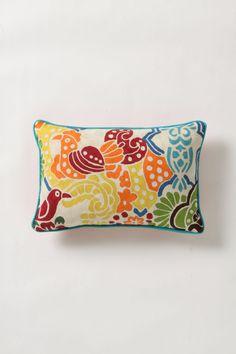 Capricious Canopy Pillow - Anthropologie.com