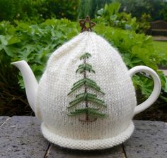 Nordic Pine Tea Cosy Christmas £15.00