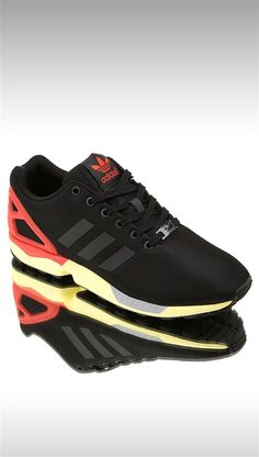 the latest 902c5 3625d Flujo Zx, Adidas Originales, Entrenadores, Destacados, Zapatos