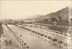 Praça da Republica  1906