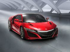 2016 Acura NSX - Release Date 2016