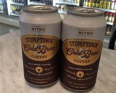 Stumptown Nitro Cold Brew is the new coffee to try before summer ends. Check out other coffee trends on: http://on.today.com/1B1Vdyf