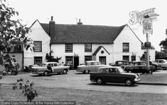 South Ockendon, The Royal Oak from Francis Frith Royal Oak Pub, Essex Girls, Essex England, West Road, Winding Road, The Old Days, Going Fishing, Old London, Back In Time