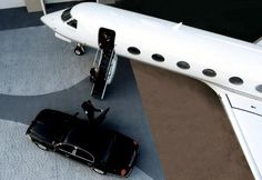 Gulfstream G-5; Until the G-650 came along, it was the fastest most luxurious and most expensive private jet available..