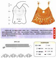 Crochetpedia: crochet tank top sleevless patterns