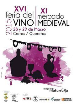Feria del Vino de Cretas 2015
