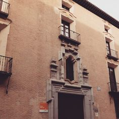 Antigua Sede de la Inquisición en la calle Predicadores