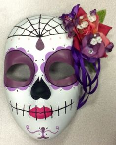 DeviantArt: More Artists Like Day of the Dead Mask by ImperialDroid
