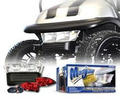 Golf Cart Light Kit Will Fit 20042008 Electric Club Car Precedent Golf Carts >>> Check this awesome product by going to the link at the image. (This is an affiliate link) Golf Cart Parts, Golf Carts, Yamaha Dealer, Golf Basics, Golf Simulators, Golf Channel, Play Golf, Bar Lighting, Golf Tips