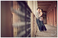 engagement photos at fort point
