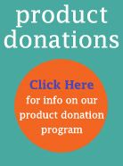 Planet Dog Foundation - Product Donations
