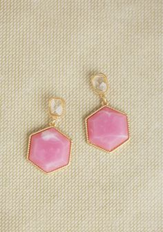 Tennessee Marbled Earrings at #Ruche @shopruche