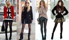 Resultado de imagem para roupas de inverno feminina