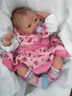 "baby dolls that look real | Almost ""Real"" Baby Dolls. Part 2 (24 pics) - Izismile.com"