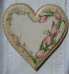 Sweet beauties | Porcelain Painter, who is happy to ping at gingerbread | Életszépítők