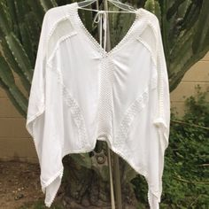 PATRONS of PEACE white blouse PATRONS of PEACE white blouse white sale price firm. Urban Outfitters Tops Blouses