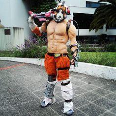 Krieg- borderlands cosplay