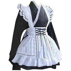Partiss Damen Suess Lolita Anime Fancy Dress Sweet Stubenmaedchen Diestmaedchen Kleider Cosplay Kleid Maid Kleid Lolita Kostuem Partiss http://www.amazon.de/dp/B013DRY9H6/ref=cm_sw_r_pi_dp_bMVswb18M8E7N