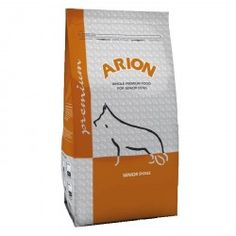 Arion Premium Senior es un pienso especialmente indicado para cubrir las necesidades especiales de los perros mayores de 7 años.