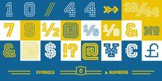National Champion Line Series - Webfont & Desktop font « MyFonts Graphic Design Layouts, Modern Graphic Design, Layout Design, Typeface Font, Fonts, Typography, Types Of Art, Type Art, Management Styles