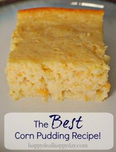 1000+ images about Side Dishes .. on Pinterest | Corn casserole, Twice ...