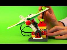 Plane - LEGO WeDo - YouTube