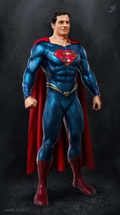 Arte Do Superman, Mundo Superman, Superman Suit, Superman Henry Cavill, Superman Movies, Superman Man Of Steel, Dc Movies, Superman Characters, Man Of Steel Suit