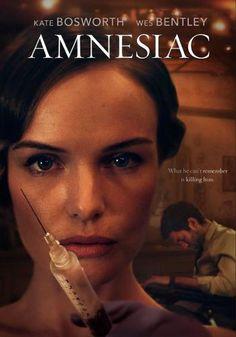 Amnesiac, Movie on DVD, Drama Movies, Suspense