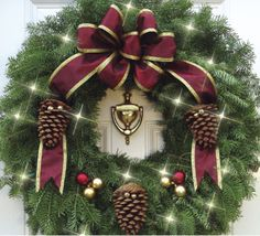 Victorian Wreath Christmas and Holiday Fundraising Ideas - Many schools are fundraising during the holiday season. Try selling Christmas wreaths at your next holiday school fundraiser.