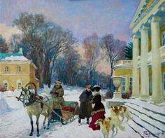 дворянская зима: 11 тыс изображений найдено в Яндекс.Картинках