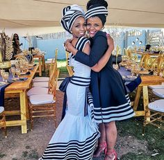 African Design, African Style, African Fashion Dresses, African Dress, Xhosa Attire, African Traditional Wear, Weeding, Dress Codes, Body Shapes