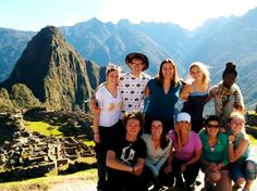 """Give more. Live more!""  Meet Emily, a bright and dedicated Washington State University graduate, who served in #Cusco, #Peru, for 2 weeks, at an after-school center. Her interview! #VolunteerAbroad #Reviews"