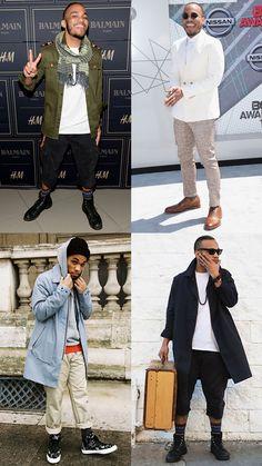 Anderson .Paak Style Lookbook