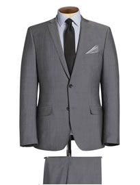 Next Vitale Barberis Slim Fit Suit Jacket