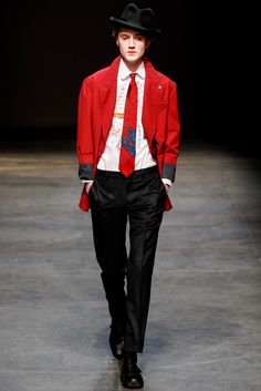 E. Tautz Fall 2014 Menswear Fashion Show