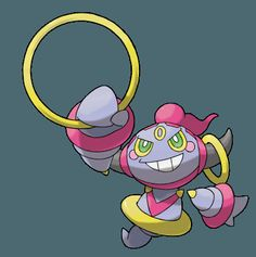 Ever since Pokemon X & Y were data mined way back in the day we knew of three event Pokemon, Diancie, Hoopa and Volcanion.
