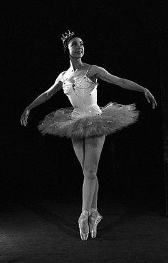 Margot Fonteyn in Prokofiev's Cinderella at Sadler's Wells Royal Ballet, photo Houston Rogers. London, England, 1957