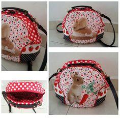 Kawaii Rabbit Sling Bag