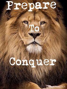 Fearless-Faith: Prepare To Conquer!