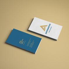 Behance, Photoshop, Creative, Corporate Identity, Atelier, Sculpture, Artists, Blue Prints