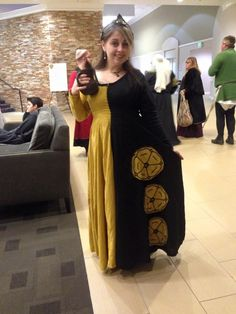 Elisheva Heraldic Dress